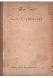 Aranykoporsó - Régikönyvek