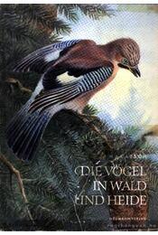 Die Vögel in Wald und Heide - Régikönyvek