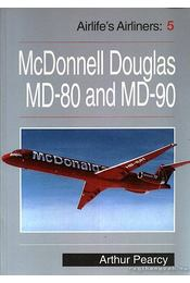 McDonell Douglas MD-80 and MD-90 - Régikönyvek