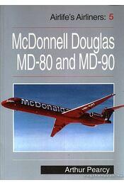 McDonell Douglas MD-80 and MD-90 - Régikönyvek
