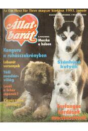Állatbarát 1993. II. évfolyam (teljes) - Régikönyvek