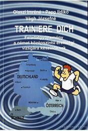 Trainiere dich / Treníroz magad - Régikönyvek