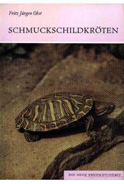 Schmuckschildkröten (Ékszerteknősök) - Régikönyvek