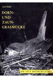 Dorn- und Zaungrasmücke - Régikönyvek