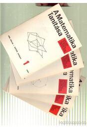 A Matematika Tanítása 1986. ( hiányos) - Régikönyvek