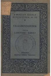 Világrendszerek - Régikönyvek