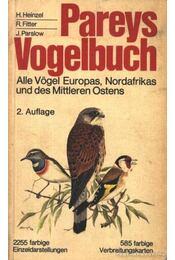 Pareys Vogelbuch - Régikönyvek