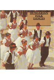 Hungarian folk dances - Régikönyvek