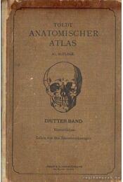 Anatomischer Atlas III. - Régikönyvek