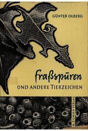 Fraßspuren und andere Tierzeichen - Régikönyvek