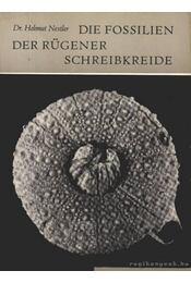 Die Fossilien der Rügener Schreibkreide - Régikönyvek