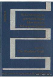 Mikrobiológia-parazitológia járványtan közegészségtan - Régikönyvek