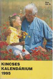 Kincses kalendárium 1995 - Régikönyvek
