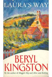 Laura's Way - KINGSTON, BERYL - Régikönyvek