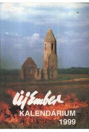 Új Ember kalendárium 1999. - Kipke Tamás - Régikönyvek