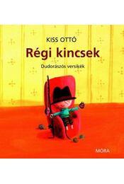 Régi kincsek - Kiss Ottó - Régikönyvek