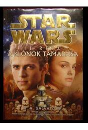 A klónok támadása - Star Wars II. rész - Régikönyvek