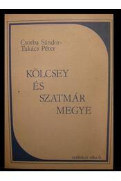 Kölcsey és Szatmár megye - Régikönyvek