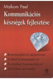 Kommunikációs készségek fejlesztése - Régikönyvek