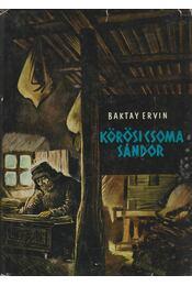 Kőrösi Csoma Sándor - Régikönyvek