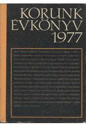 Korunk évkönyv 1977 - Régikönyvek
