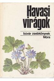 Havasi virágok - Kósa Géza - Régikönyvek