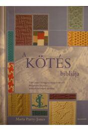 A kötés bibliája - Régikönyvek