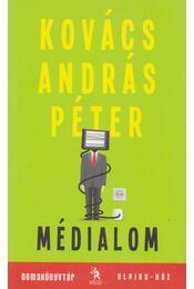 Médialom - Kovács András Péter - Régikönyvek