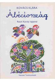 Ábécéország - Kovács Klára - Régikönyvek