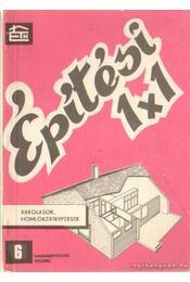 Vakolások, homlokzatképzések - Kovács Nándor - Régikönyvek