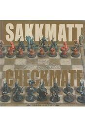 Sakkmatt / Checkmatt - Kovács Péter Balázs - Régikönyvek