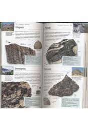 Kőzetek és ásványok - Régikönyvek