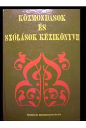 Közmondások és szólások kézikönyve - Régikönyvek