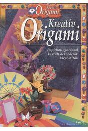 Kreatív origami - Régikönyvek