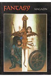 Fantasy Magazin 1989. - Kuczka Péter - Régikönyvek