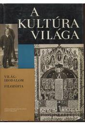 A kultúra világa I-V. kötet - Régikönyvek