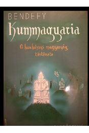 Kummagyaria - Régikönyvek