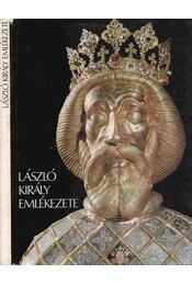 László király emlékezete - Kurcz Ágnes - Régikönyvek