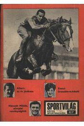 Sportvilág 67. - Kutas István, Lakatos György, Peterdi Pál - Régikönyvek