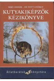 Kutyakiképzők kézikönyve - Régikönyvek