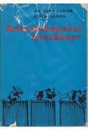 Kutyakiképzési kézikönyv - Régikönyvek