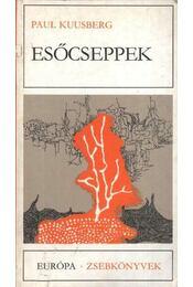 Esőcseppek - Kuusberg, Paul - Régikönyvek