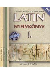 Latin nyelvkönyv I-IV. - Régikönyvek