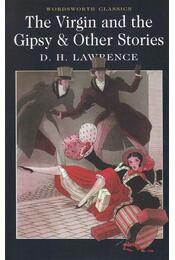The virgin and the Gipsy - LAWRENCE, D.H. - Régikönyvek