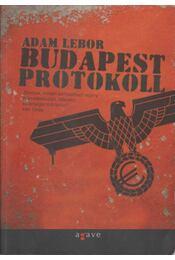 Budapest protokoll - Lebor, Adam - Régikönyvek