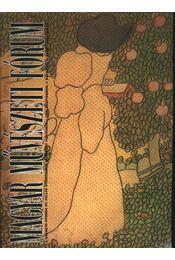 Magyar Művészeti Fórum 1998 szeptember, I. évfolyam, 1. szám - Legéndy Péter - Régikönyvek