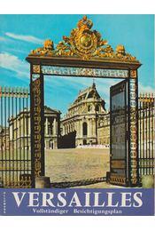 Versailles in Farben - Lemoine, Pierre - Régikönyvek