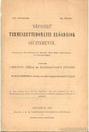 Klug Nándor- Az emberi hang és a beszéd - Lengyel Béla, Paszlavszky József - Régikönyvek