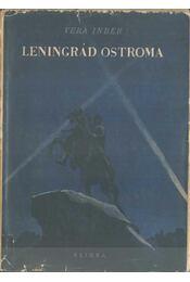 Leningrád ostroma - Régikönyvek