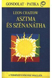 Asztma és szénanátha - Leon Chaitow - Régikönyvek